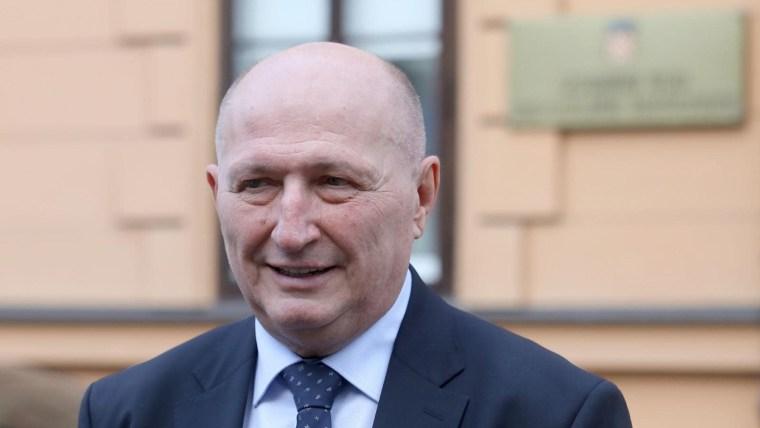 The President of the Constitutional Court, Miroslav Šeparović (Photo: Patrik Macek/PIXSELL)