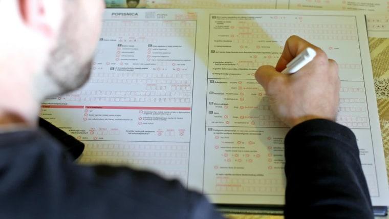 Censo de poblacion (foto:  Igor Kralj / PIXSELL)
