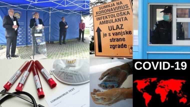 48 new cases of coronavirus infection in Croatia (Photo montage: Pixsell/Reuters/HRT)