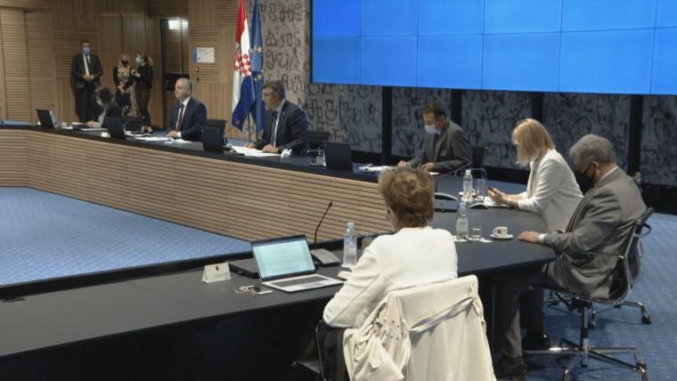 Consejo gubernamental para la Reconstrucción (foto: HRT)