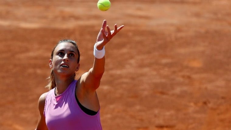Petra Martić (Photo: REUTERS/Angelo Carconi)