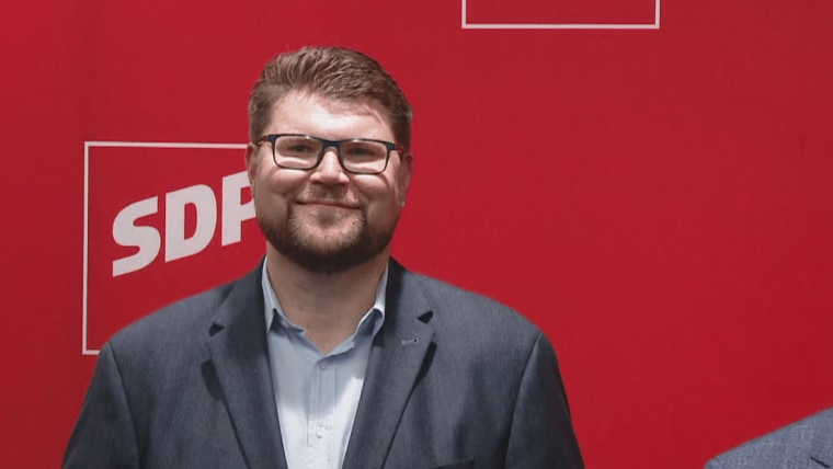 Nuevo líder del SDP, Peđa Grbin (Foto: Jurica Galoic/PIXSELL))