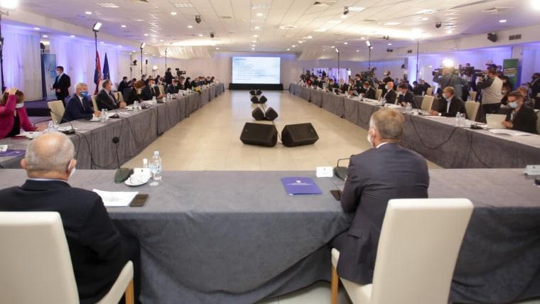 Sesión del Consejo (Foto: Dubravka Petric/PIXSELL)