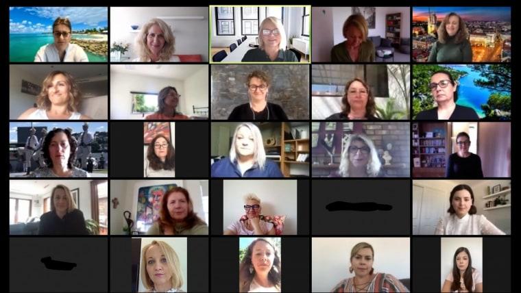 Virtualno druženje žena Australije i Novog Zelanda (Foto: Matis.hr/Tanya Unkovich)
