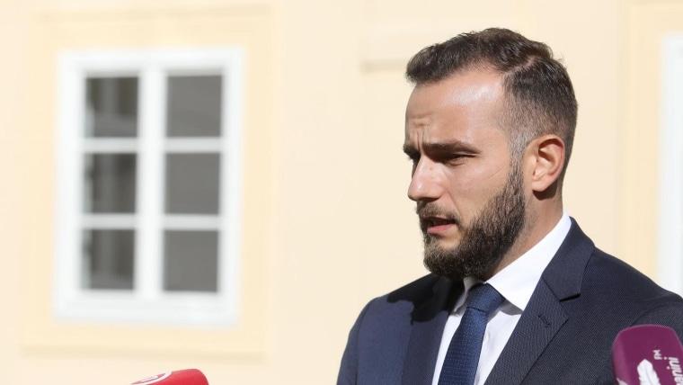 Ministro Aladrović (Foto: Patrik Macek/PIXSELL)