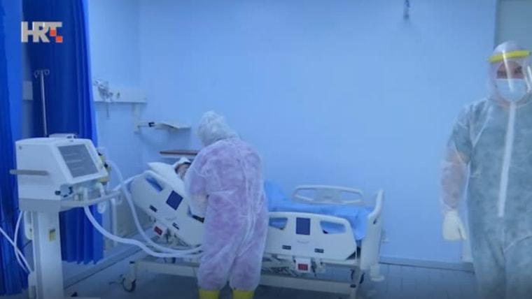 New record in coronavirus cases – 1,593 (Photo: HRT)