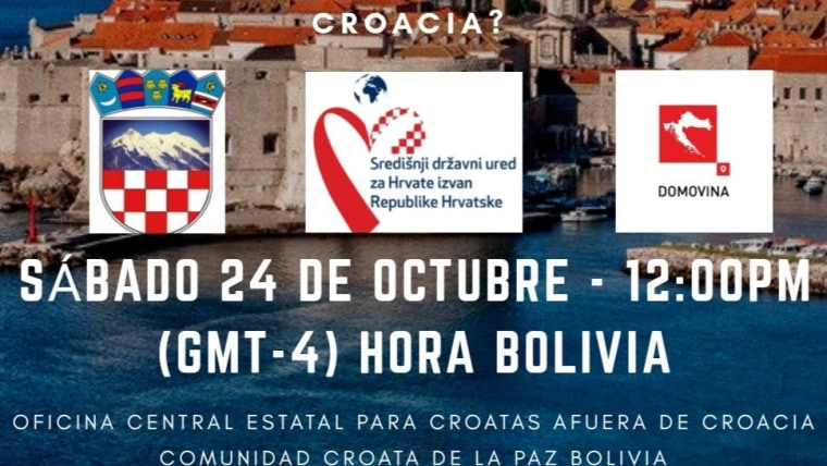 Presentación del programa destinado a fortalecer la identidad nacional croata