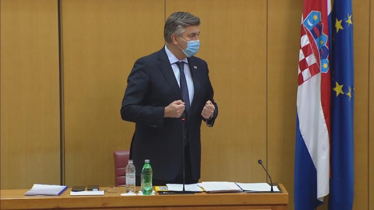 Andrej Plenkovic (foto: HRT)