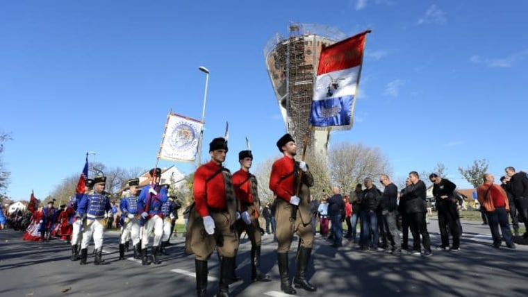 A previous Procession of Remembrance in Vukovar (Photo: Emica Elvedji/PIXSELL)