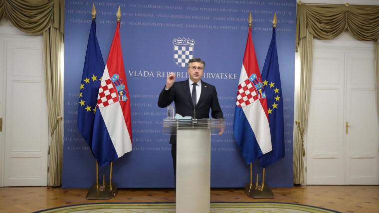 Premier Plenković (Foto: Goran Stanzl/PIXSELL)