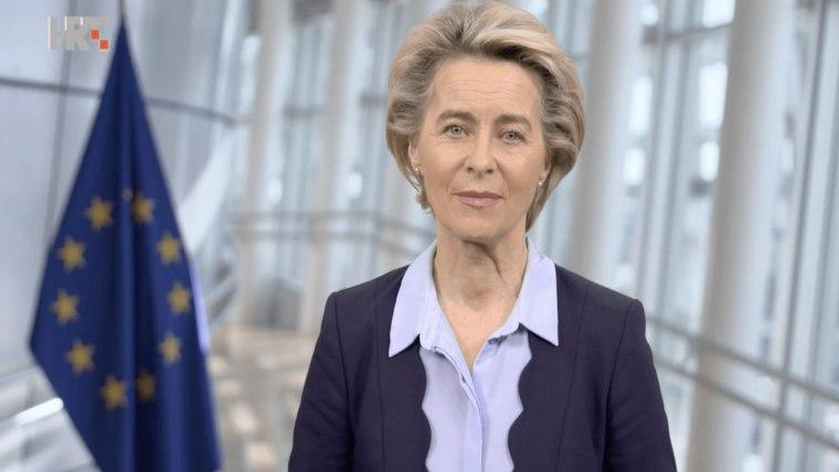 Ursula von der Leyen (Foto: HRT)