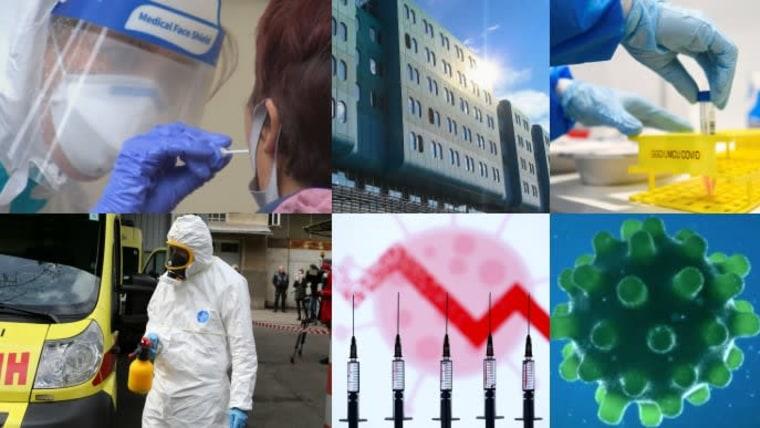 3,164 new coronavirus infections in the last 24 hours (Photo: Maxim Shemetov/Piroschka van de Wouw/REUTERS/Milan Sabic/Armin Durgut/Matija Habljak/PIXSELL)
