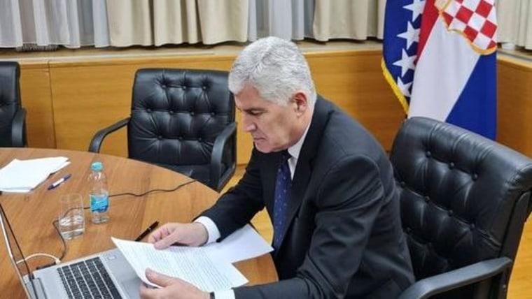 Dragan Čović (Foto: RTV Herceg Bosne/snimka zaslona)