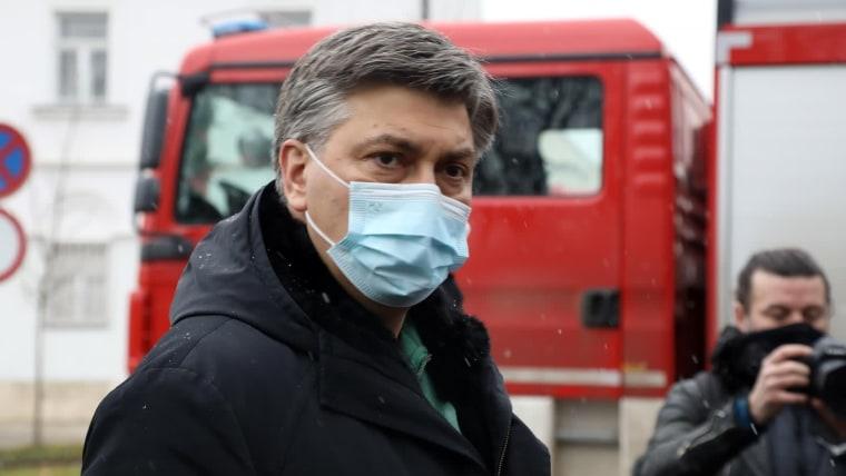Primer Ministro Andrej Plenković (Foto: Edina Zuko/PIXSELL)