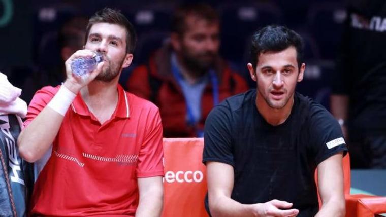 Nikola Mektić und Mate Pavić(Foto: Sanjin Strukic/PIXSELL)