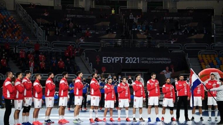 Die kroatische Handballnationalmannschaft (Foto: REUTERS/Anne-Christine Poujoulat)