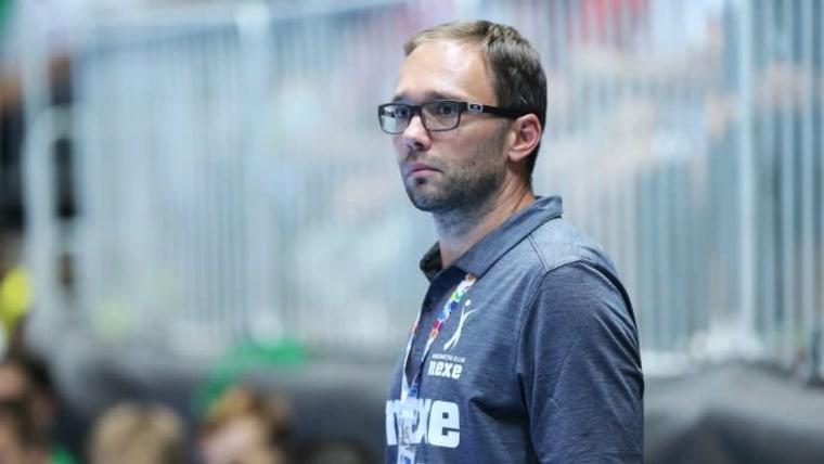 Hrvoje Horvat, Co-Trainer der kroatischen Nationalmannschaft im Handball (Foto: Davor Javorovic/PIXSELL)