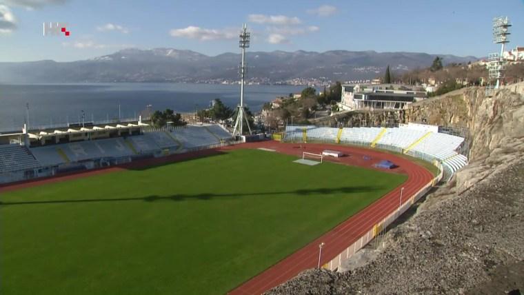 Das Kantrida-Stadion (Foto: HRT)