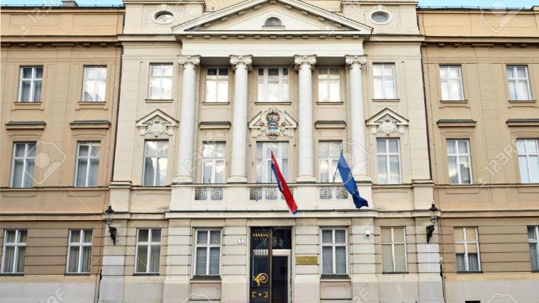 Parlamento de Croacia (foto: HRT)