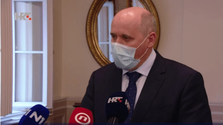 Branko Bačić (Photo: HRT)