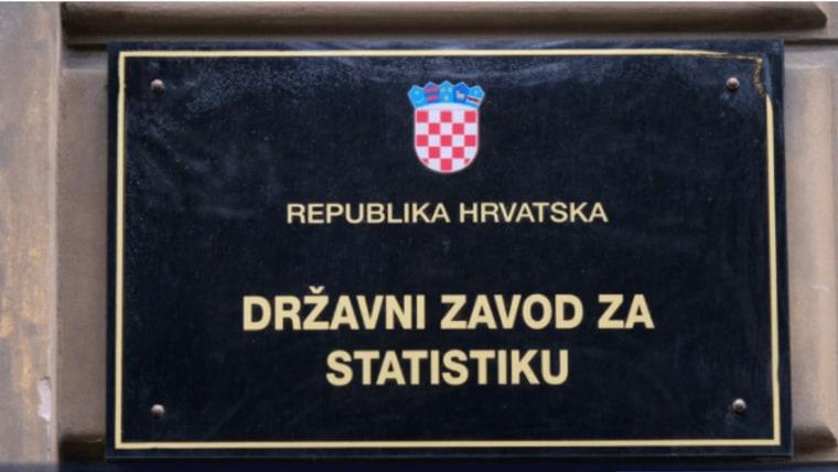 The Croatian Bureau of Statistics (Photo: Tomislav Miletic/PIXSELL)