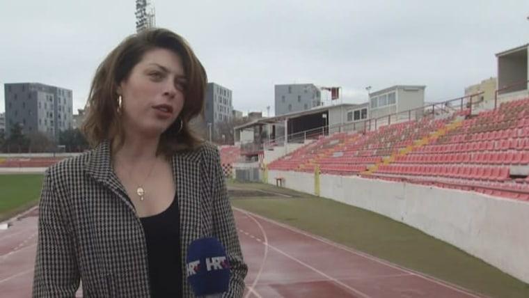 Blanka Vlašić (Foto: HTV / HRT)