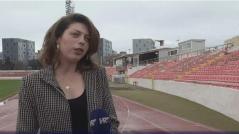 Blanka Vlašić (Photo: HRT)