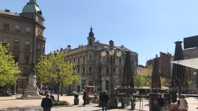 Cvjetni trg (Foto: R. Mareković)