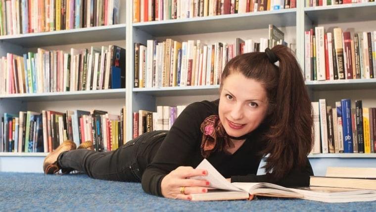 Gordana Kovačić (Foto: Marko Fröhlich)