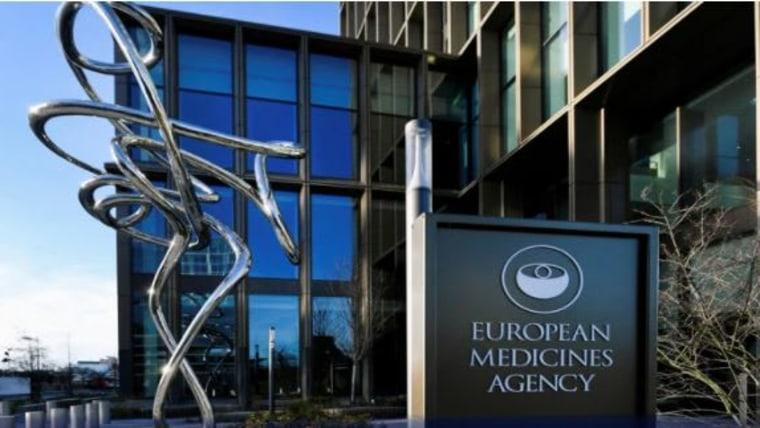 Der Sitz der Europäischen Arzneimittelbehörde EMA in Amsterdam (Foto: Piroschka van de Wouw / REUTERS)