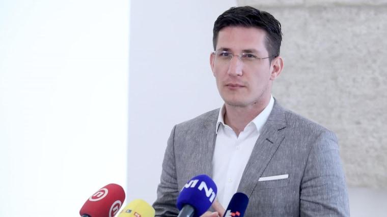Zvonir Troskot, uno de los candidatos (Foto: Patrik Macek/PIXSELL)