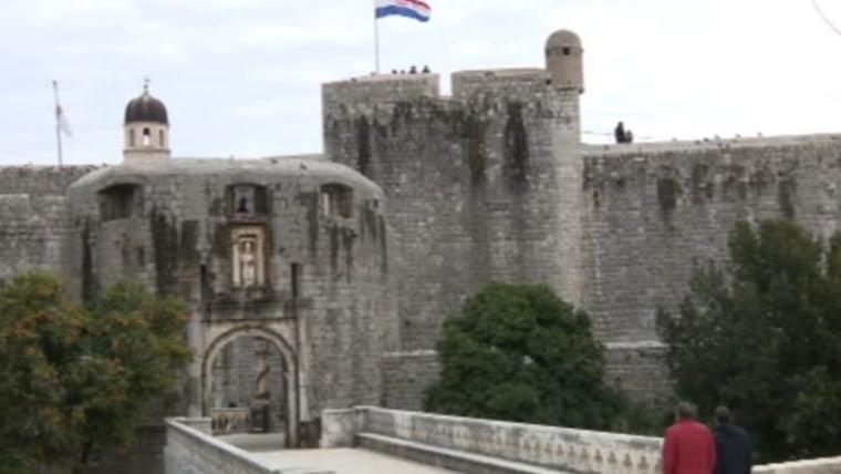 Die Mauern von Dubrovnik (Foto: HRT)