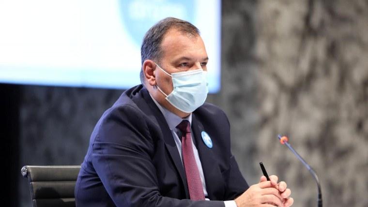 Ministro Beroš (Foto: Marin Tironi/PIXSELL)