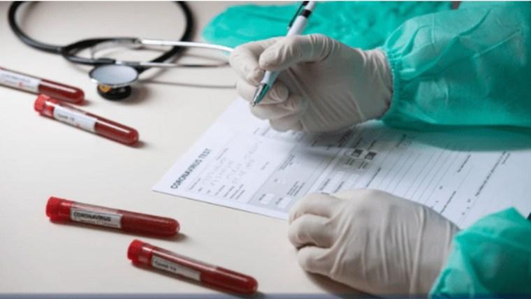 Coronavirus testing (Photo: Illustration/Davor Puklavec/Pixsell)