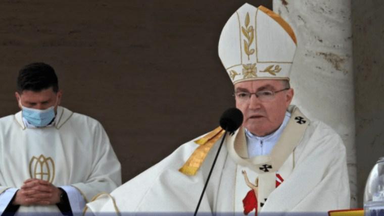 Zagreb Archbishop Cardinal Josip Bozanić (Photo: Zeljko Hladika/PIXSELL)