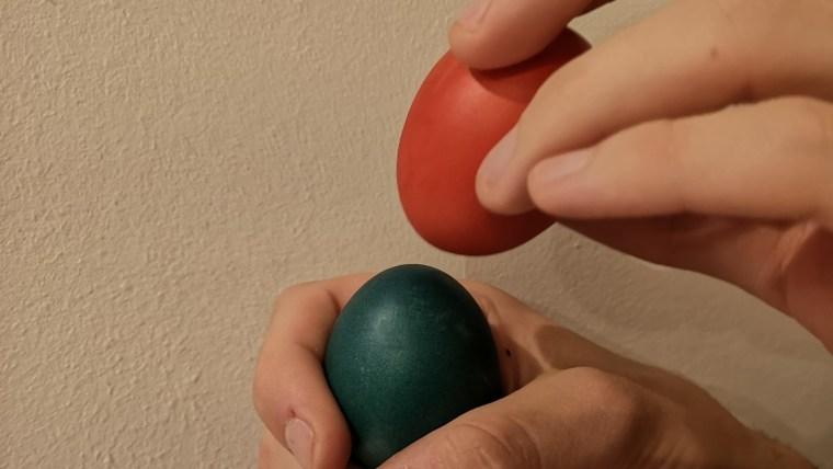 Natjecanja u tucanju jaja najpoznatija su u Fojnici i Kiseljaku (Foto: Slavica Štefić)
