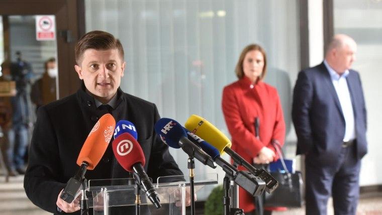 Ministro Marić (Foto: Davorin Visnjic/PIXSELL)