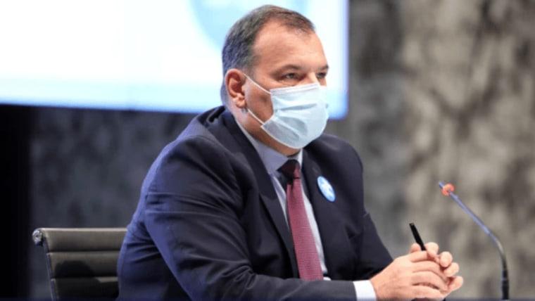 Minister of Health Vili Beroš (Photo: Marin Tironi/PIXSELL)
