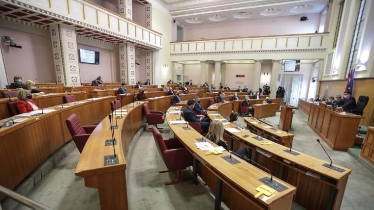 Parlamento (Foto: Robert Anic/PIXSELL)