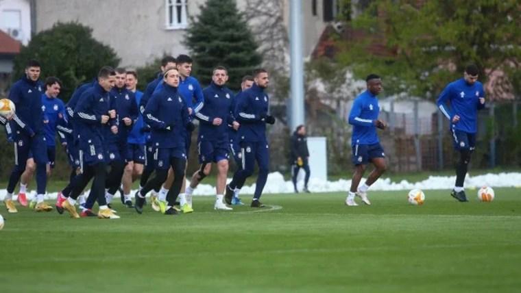 Dinamo de Zagreb (Foto: Matija Habljak / PIXSELL))