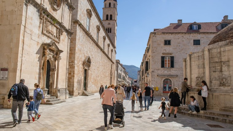 Die Stadt Dubrovnik (Foto: Grgo Jelavic/PIXSELL)