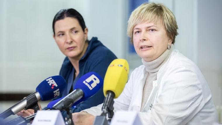 Dr.med. Vladimira Vuletić (Foto:Nel Pavletic/PIXSELL)