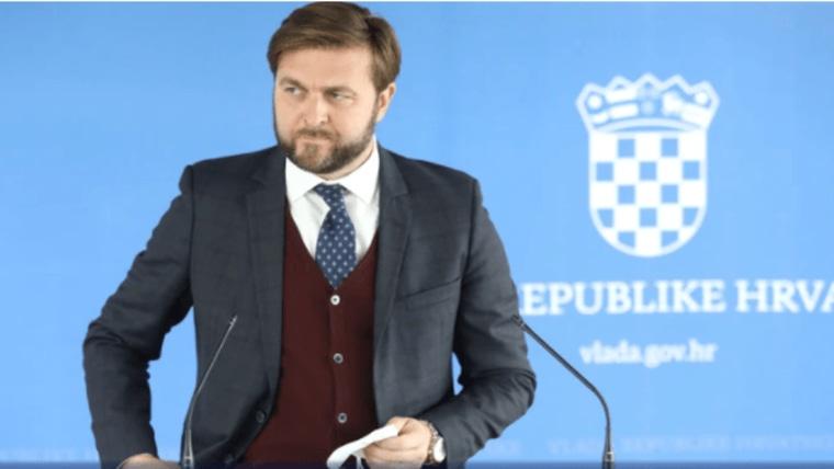 Wirtschaftsminister Tomislav Ćorić (Foto: Patrik Macek / PIXSELL)