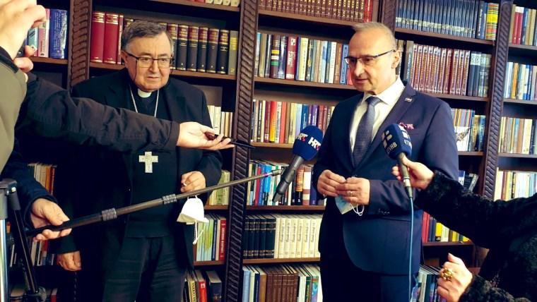 Foto: Twitter/Ministar Gordan Grlić Radman