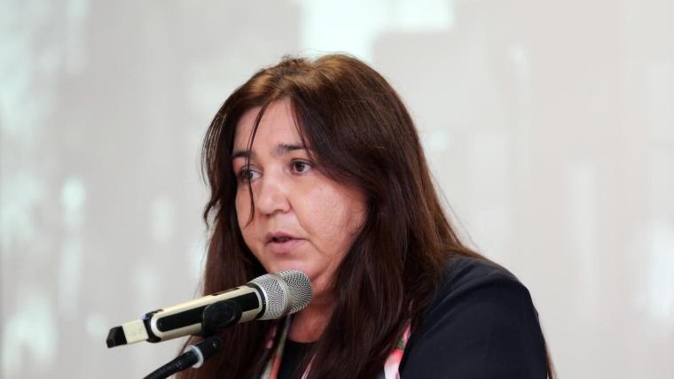 Ljiljana Alvir, Vorsitzende des Verbandes der Hinterbliebenen von vermissten kroatischen Veteranen (Foto:Emica Elvedji/PIXSELL)