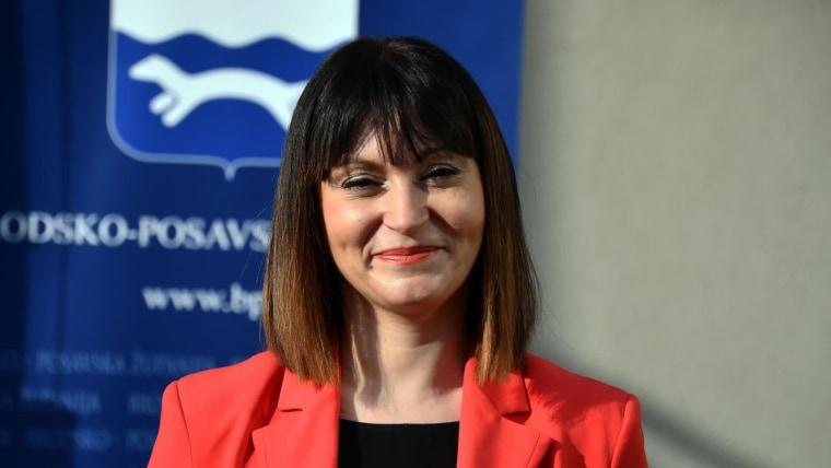 Nataša Tramišak,Ministerin für EU-Fonds und regionale Entwicklung (Ivica Galovic/PIXSELL)