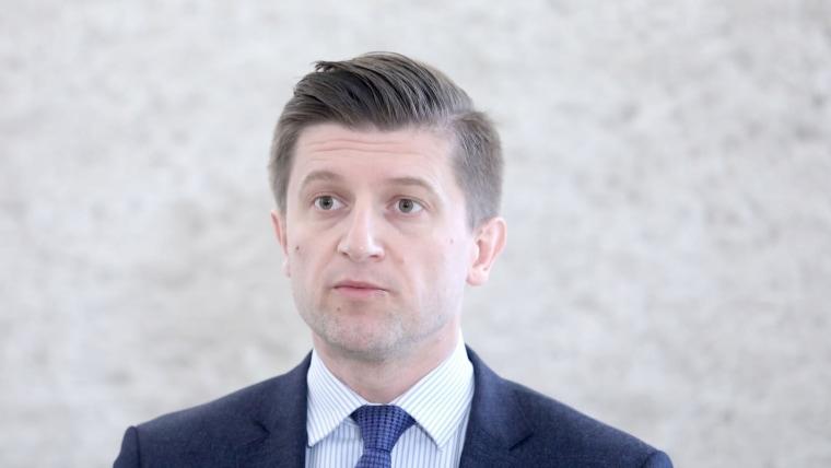 Finanzminister Zdravko Marić (Foto:Patrik Maček/Pixsell)