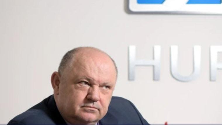 Damir Zorić, Vorsitzender des kroatischen Arbeitgeberverbands (Foto: Sandra Simunovic / PIXELL)