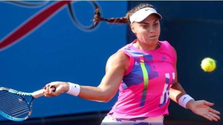 Die kroatische Tennisspielerin Ana Konjuh (Foto: Goran Stanzl / PIXSELL)