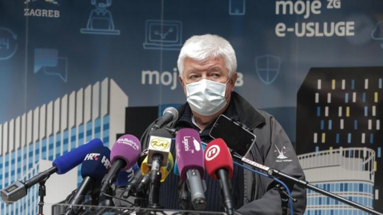 Zvonimir Šostar (Foto: Robert Anic/PIXSELL)